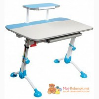 Детский стол трансформер Conductor-03, кресло KD-2 ростовое