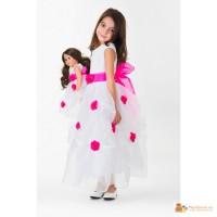 Шикарные бальные платья оптом