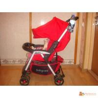 Продаю прогулочную коляску Baby Care Avia. Б/У. В отличном состоянии.