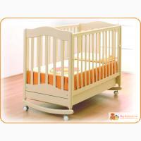 Детская деревянная кроватка Gandilyan Ванечка