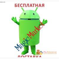 Ростовая кукла Андроид (Android) в Москве