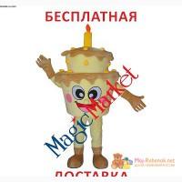 Ростовая кукла Торт в Москве