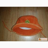 Флисовая шляпка для девочки Германия в Челябинске