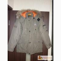 Зимний пуховик на мальчика EFT (Новый!) на рост 164 см