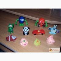 Игрушки из Киндер-Сюрприза в Красноярске