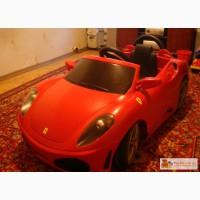 Детский электромобиль Ferrari 430 в Москве