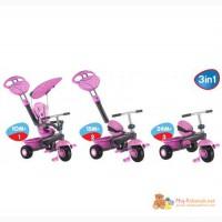 Велосипед детский 3 в 1 новый Smart trike sport в Краснодаре
