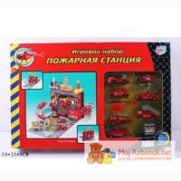 Игровой набор Пожарная станция Joy Toy в Москве