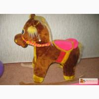 Детская качалка-лошадка в Москве