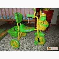 Детский велосипед на 2-3 года Дружик в Перми