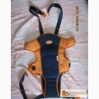 Заплечная сумка-кенгуру для детей -- в Омске