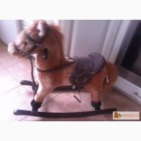 Качалка конь музыкальный в Одинцово