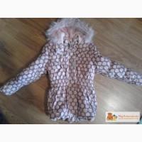 Куртка для девочек. Kerry Зима