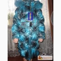 Новые зимние пальто на девочек Donilo р.146 и 152