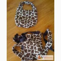 Рюкзак для переноски+сумка Жирафы в Челябинске