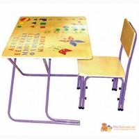 Набор детской мебели ФЕЯ Вырастайка трафарет в Миассе