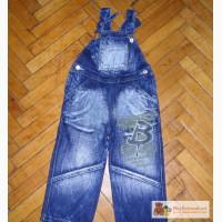 Комбинезон джинсовый для мальчика (р.92) в Москве