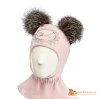 Зимние шапочки Чоби для девочек.