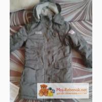 Детское пальто для девочки призводство Германии в Калининграде