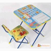 Детский складной стол + стул. Новый в Краснодаре