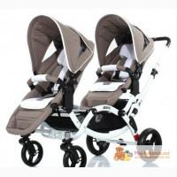Детскую коляску Jetem Zoom 2 в 1 для двой в Ижевске
