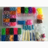 Резиночки для плетения браслетов в Москве