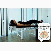 Массажная кушетка Грэвитрин-Профессиональный Супер ОРТО для массажа спины