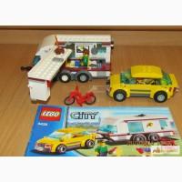Лего сити Дом на колёсах в Иваново