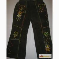 Вельветовые брюки для девочки р.104 в Ростове-на-Дону
