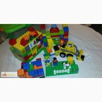 Набор LEGO duplo из 170 деталей, б/у в Москве