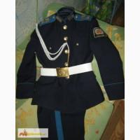 Парадную кадетскую форму в Челябинске