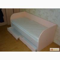 Детскую кроватку Кровать МДФ, ЛДСП фабр. Модульн. сист. Клео в Коломне
