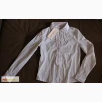 Рубашка белая новая на девочку 152 см Чудо-дети в Челябинске