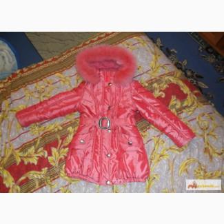 Куртку зимнюю для девочки Danilo в Новокузнецке