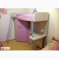 Уголок школьника (кровать-чердак) в Ярославле