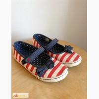 Текстильные туфли NEXT в Челябинске