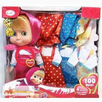 Говорящая кукла Маша 100 фраз+ одежда в Челябинске