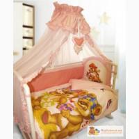 Комплект в кроватку из 7 предметов Kidscomfort Панно MAXI в Челябинске