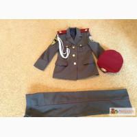 Продам б/у парадную кадетскую форму в Челябинске
