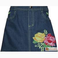 Детская джинсовая одежда Вышивка из Кемерово в Кемерово