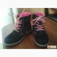 Демисезонные ботиночки.Р.27 в Красноярске