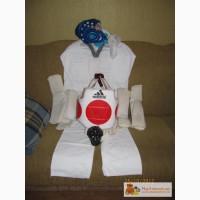 Детский дабок (форма) и вся защита для тхэквандо!