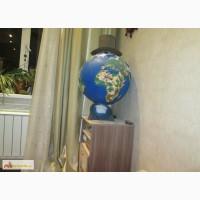 Чудо-глобус в Красноярске