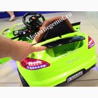 Детский электромобиль с пультом управления ребенку на год