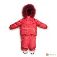 Продам зимний комплект Kerry LUX для девочки р.80
