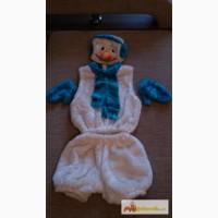 Новогодний костюм Снеговика в Находке