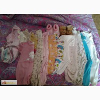 Фирменные вещи пакетом на девочку в Челябинске