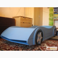 Продам кровать машина из массива в Москве