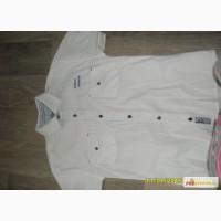 Рубашка белая (100% хлопок) в Ульяновске