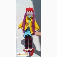 Кукла ручной работы из ткани в Троицке
